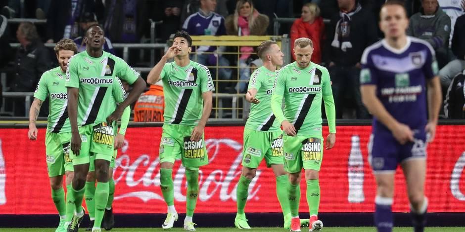 Charleroi surprend Anderlecht et relance les playoffs 1! (0-1)