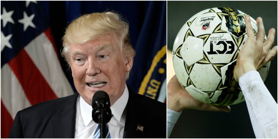 Pro League: le calendrier des playoffs chamboulé par la venue de Donald Trump