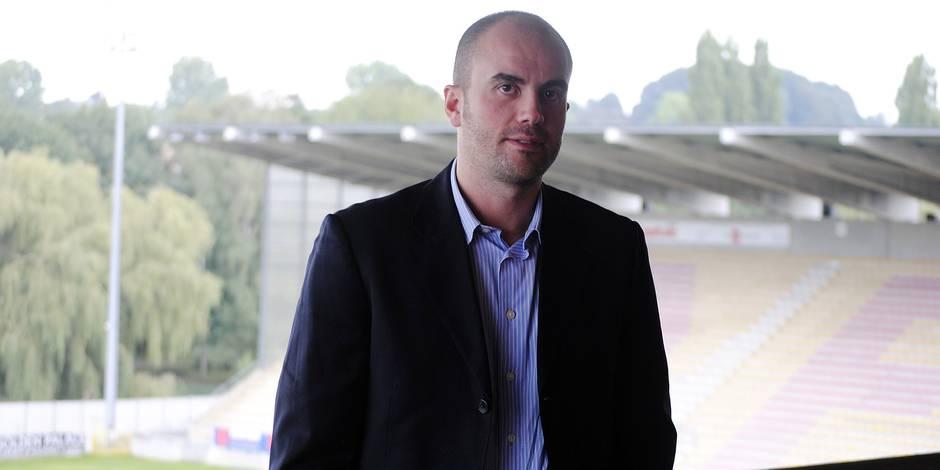 """Josselin Croisé, directeur général de l'AFC Tubize: """"Tout le monde doit se remettre en question, moi le premier"""""""
