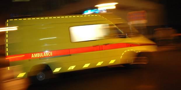 Ivre, un homme chute du deuxième étage à Charleroi - La DH