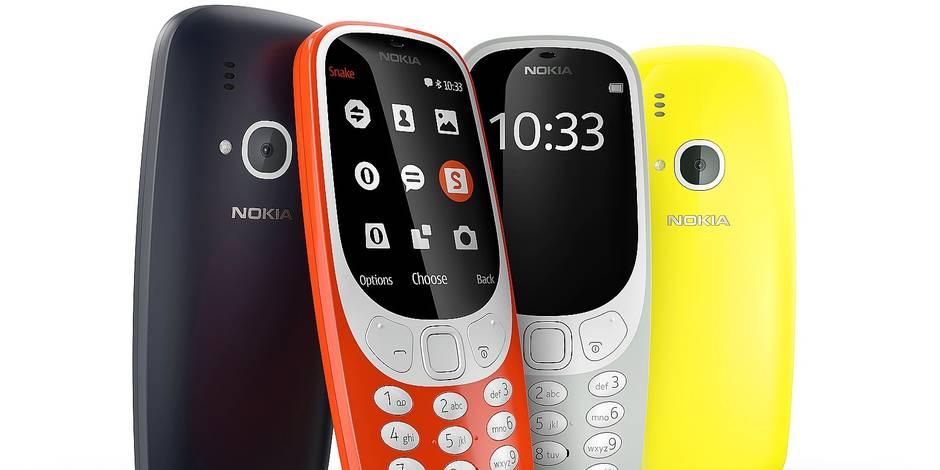 Faut-il craquer pour le nouveau 3310 ?