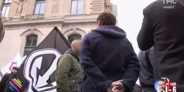 """""""Je vous considère comme un bougnoule"""": un journaliste de """"Quotidien"""" insulté par un militant FN (VIDEO) - La DH"""