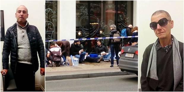 """Des victimes du 22 mars : """"Avec l'Etat belge, on est victime deux fois"""" - La DH"""
