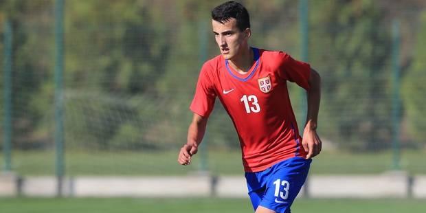 Le défenseur serbe Erhan Masovic signe au Club de Bruges - La DH