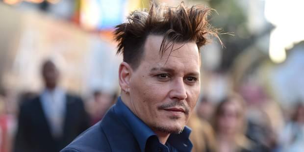 Problèmes psy, troubles de la mémoire, mensonges : l'ex-agent de Johnny Depp le charge ! - La DH