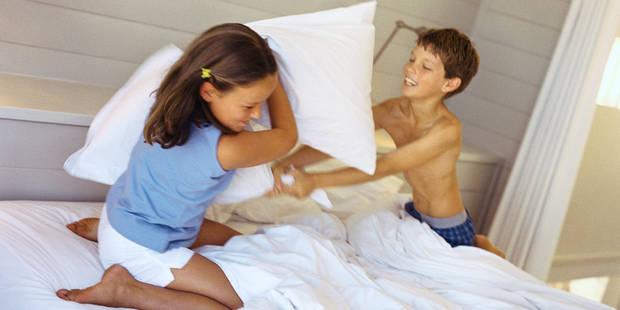 Quand les enfants se disputent sans arrêt, que faire? - La DH