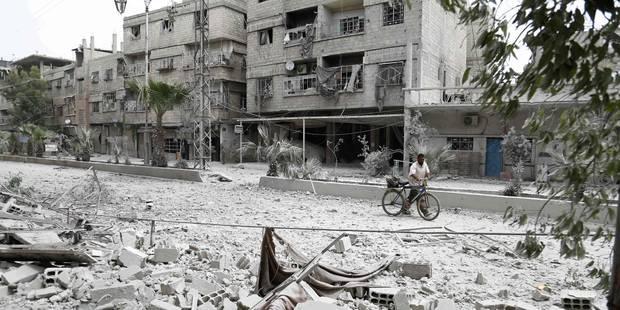 """Accord entre la Russie, la Turquie et l'Iran sur l'instauration de """"zones sécurisées"""" en Syrie - La DH"""