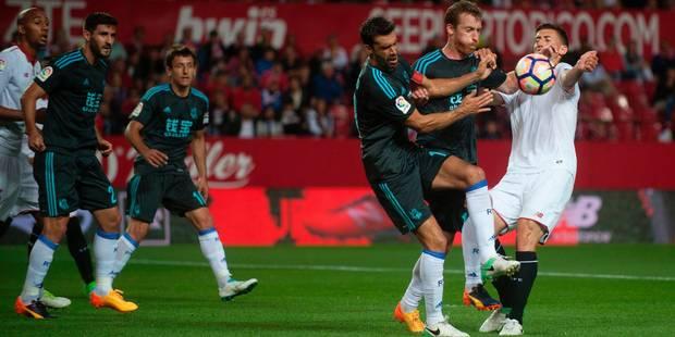 Liga: Séville concède le nul et relâche la pression sur l'Atlético - La DH