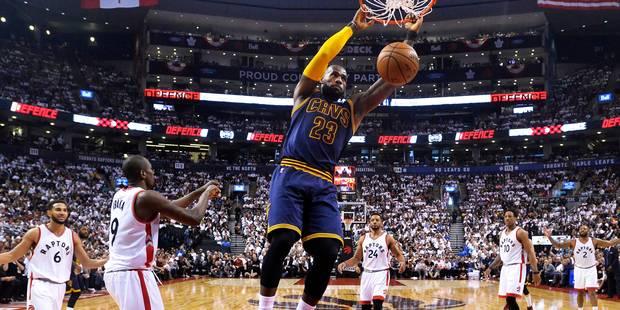NBA: Coup de balai des Cavs; Washington et Houston égalisent! - La DH