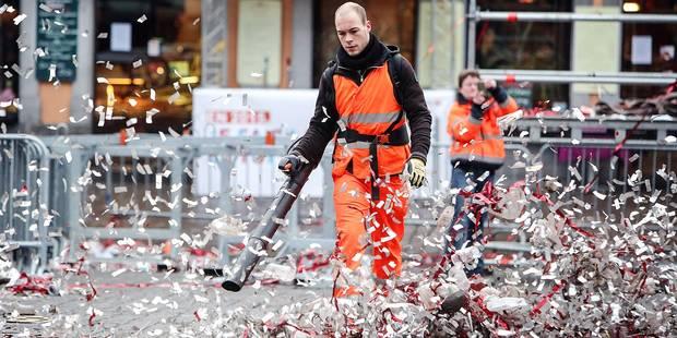 Mons: Des poubelles géantes seront installées au Doudou pour une Ducasse plus verte - La DH