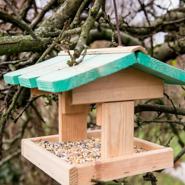 Dille & Kamille, petite maison à oiseaux, 14.95€