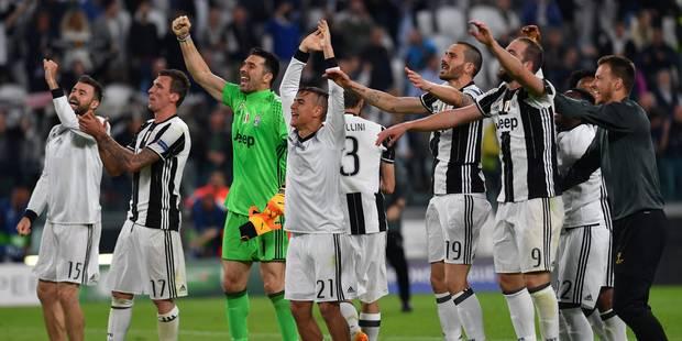 La Juventus élimine facilement Monaco et file en finale (VIDEO) - La DH