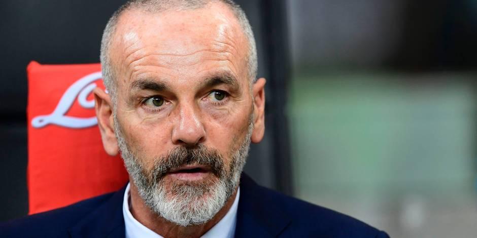 Serie A. L'Inter Milan limoge son entraîneur Stefano Pioli