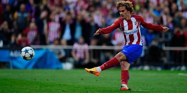 Atlético-Real: Le penalty de Griezmann était-il valable? (VIDEO) - La DH
