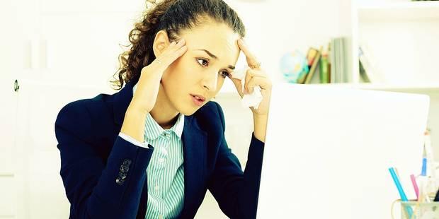 La migraine ne doit plus être un tabou au travail - La DH