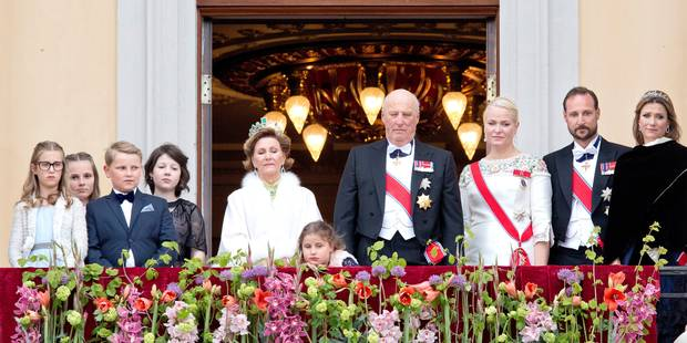 Le prince de Norvège fait un dab en pleine cérémonie officielle - La DH