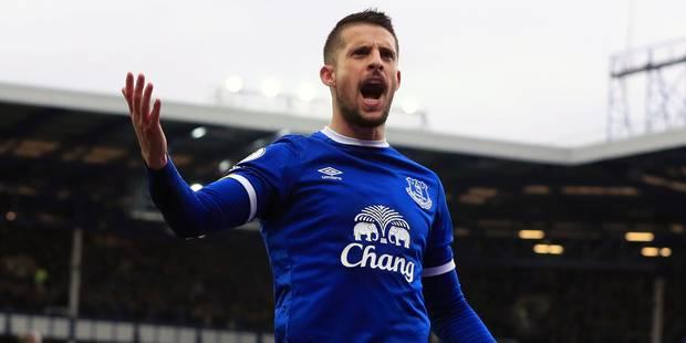 Officiel : Mirallas prolonge son contrat avec Everton jusqu'en 2020 - La DH