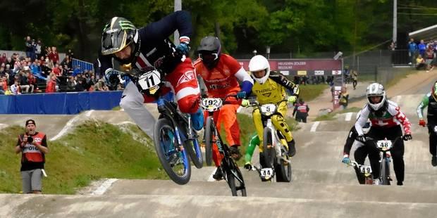 BMX: une forme olympique pour les gagnants de Zolder - La DH