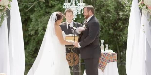 En pleine cérémonie de mariage, il gifle sa future femme (VIDEO) - La DH