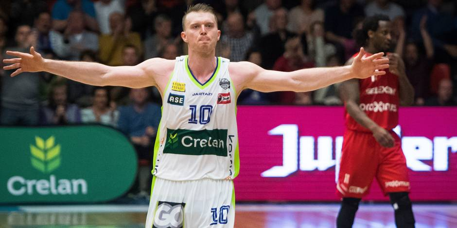 Euromillions League: Troisfontaines joueur de l'année; Gjergja meilleur coach!