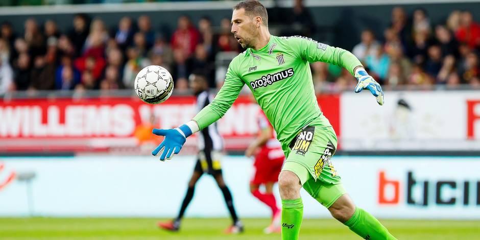 Penneteau réalise-t-il sa meilleure saison à Charleroi?