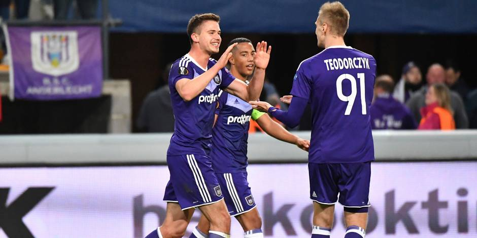 Anderlecht champion: Les six hommes du titre !