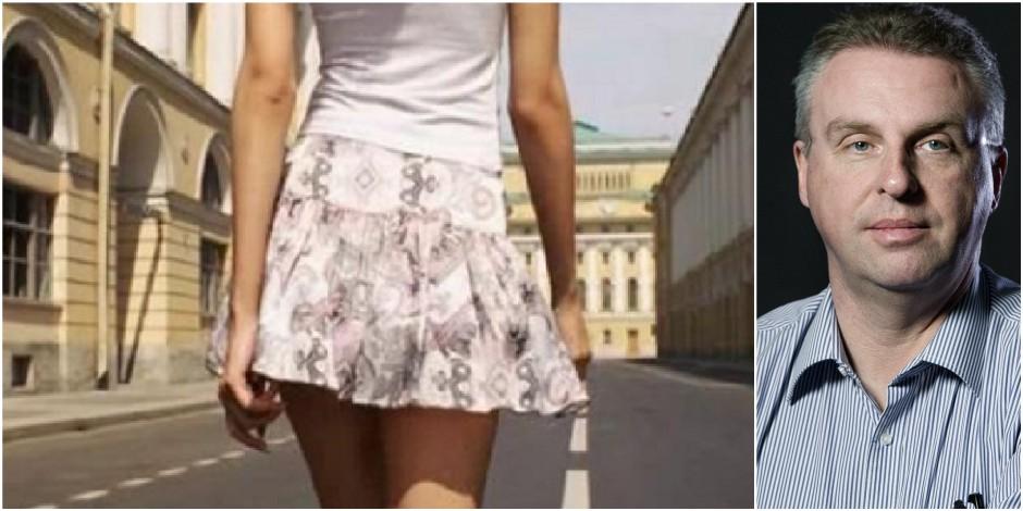 Porter une jupe, un défi plus redoutable que Koh-Lanta - La DH