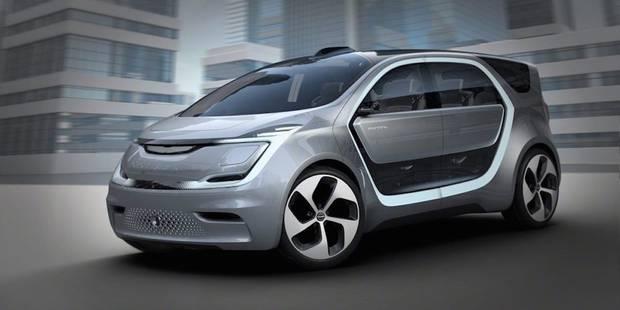Fiat-Chrysler investit aussi dans la voiture autonome (VIDEO) - La DH