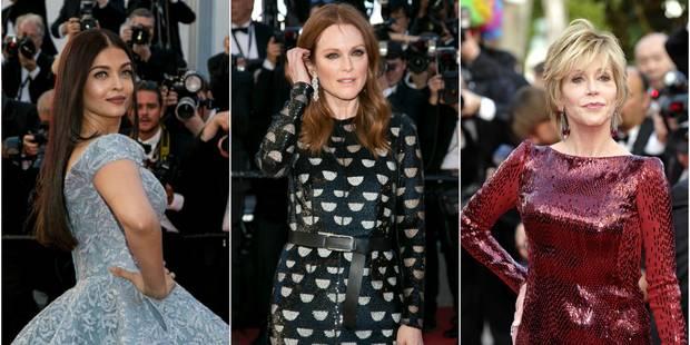 Egéries L'Oréal à Cannes : 20 ans qu'elles le valent bien? - La DH