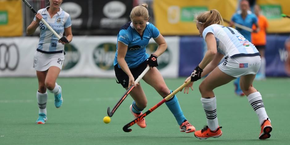 Hockey Dames: Le Braxgata et la Gantoise se neutralisent (VIDEO) - La DH