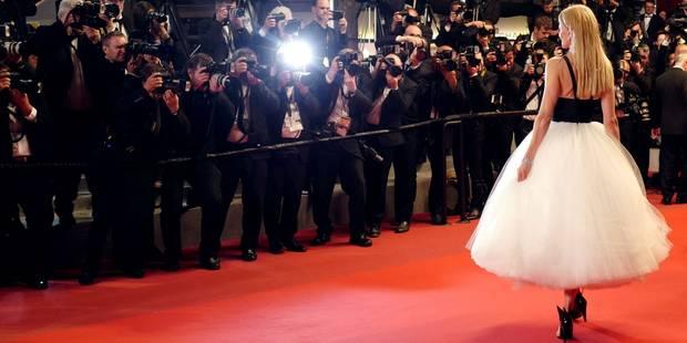 La folie Kidman : sa montée des marches comme dans un film - La DH