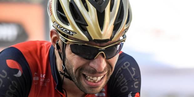 Giro: l'Italien Vincenzo Nibali gagne la 16e étape, Dumoulin toujours maillot rose - La DH