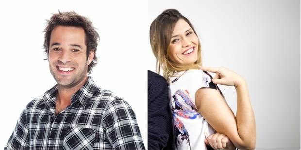 Exclusif: Adrien Devyver et Bénédicte Deprez aux commandes de la nouvelle quotidienne de La Deux dès lundi ! - La DH
