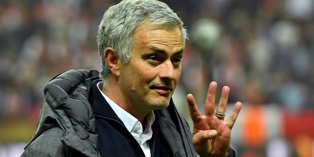 """Mourinho: """"Les poètes ne gagnent pas beaucoup de titres"""" - La DH"""