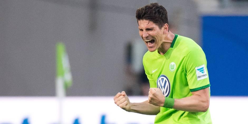 Wolfsburg pas malheureux — Barrage Bundesliga (aller)