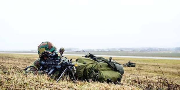 """""""Les forces armées sont en faillite"""", dénonce un colonel à la retraite - La DH"""
