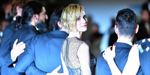 Diane Kruger éblouit Cannes en robe transparente ! - La DH