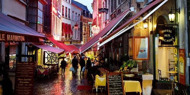 """Un Marocain agressé rue des Bouchers: """"Tu manges tes frites et tu dégages vite"""" - La DH"""