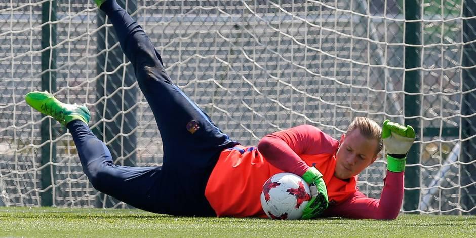 Ter Stegen prolonge au Barça
