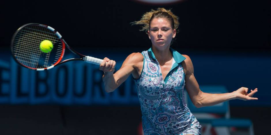 Roland Garros: Camila Giorgi sort le mini short pour visiter Paris (PHOTOS)