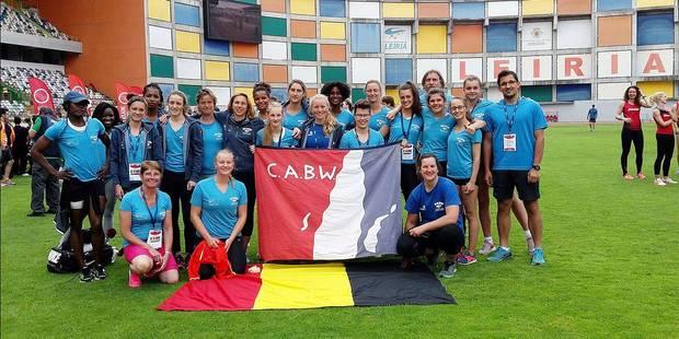 Athlétisme: Un résultat historique pour le CABW, malgré les pépins - La DH