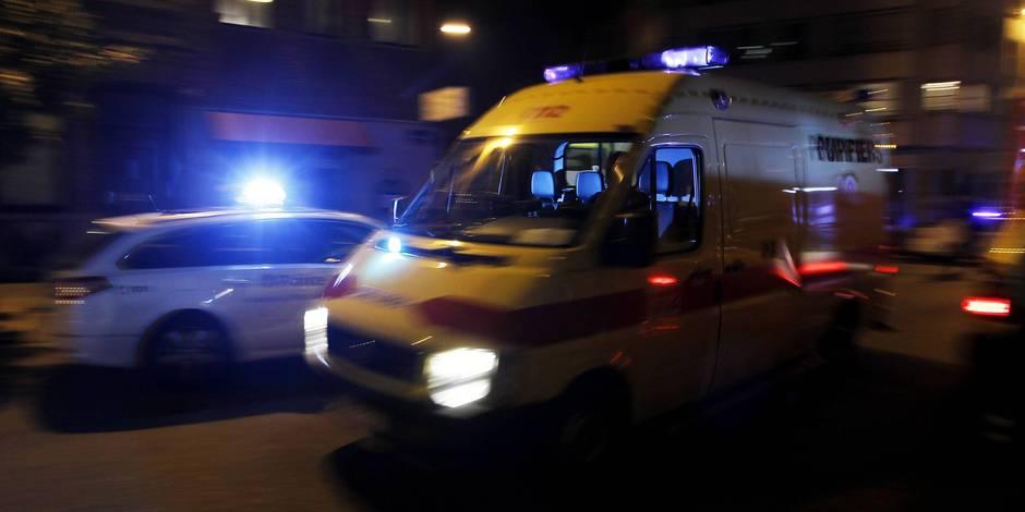 L'horreur à Dilbeek: une ado grièvement blessée après avoir sauté d'une fenêtre pour échapper à son frère