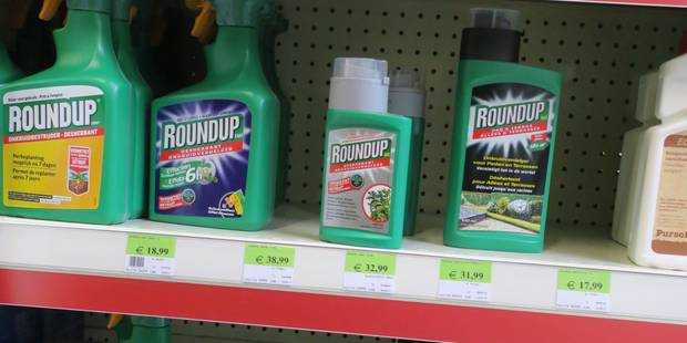 Peu de magasins informent correctement leurs clients sur les herbicides chimiques - La DH