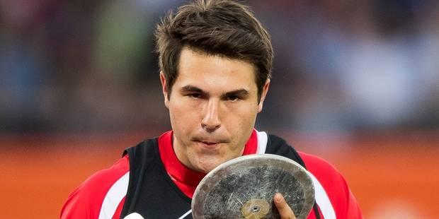 Philip Milanov septième qualifié belge pour les championnats du monde d'athlétisme - La DH