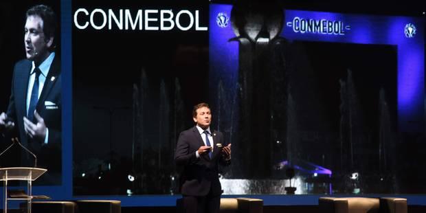 Corruption à la FIFA: la Conmebol porte plainte contre deux ex-présidents - La DH