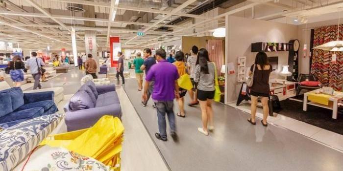 Ikea envisage de faire livrer ses meubles par d'autres entreprises