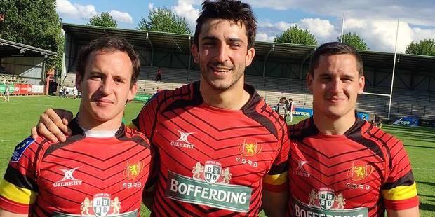 """Rugby: """"Ce qu'il se fait de mieux"""" au RC Soignies - La DH"""