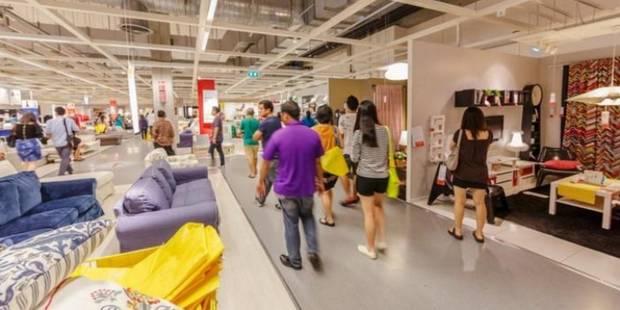Les meubles Ikea bientôt en vente sur Amazon - La DH