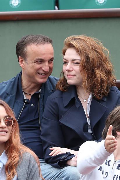 Emilie Dequenne et son mari Michel Ferracci