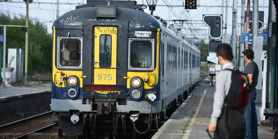 """Service minimum SNCB: le ton menaçant de la CGSP Cheminots est """"prématuré"""", des actions durant l'été?"""